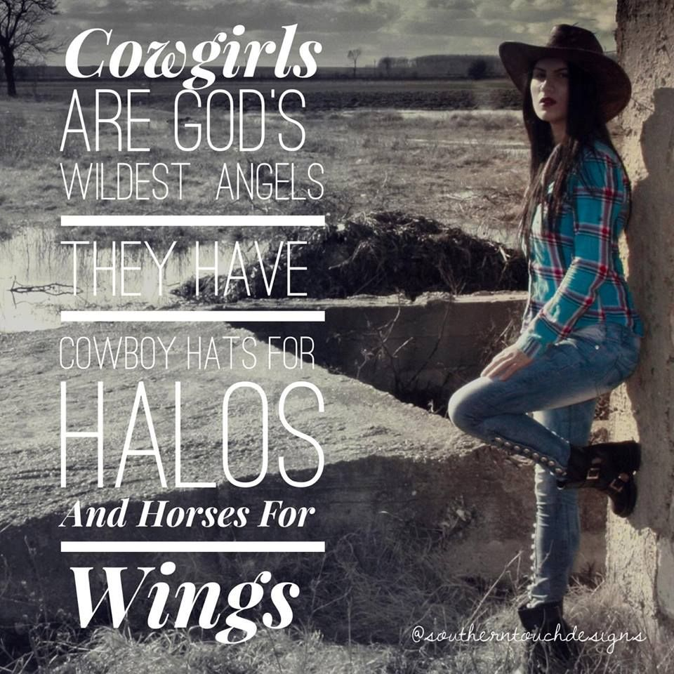 Cowgirl Quotes Amen To The Cowgirls Out There #cowgirl #country  Its A Country