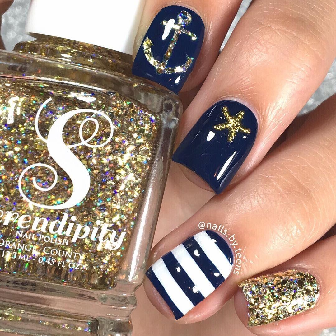 70 Vivid Summer Nail Art Designs and Colors 2017   Summer nail art ...
