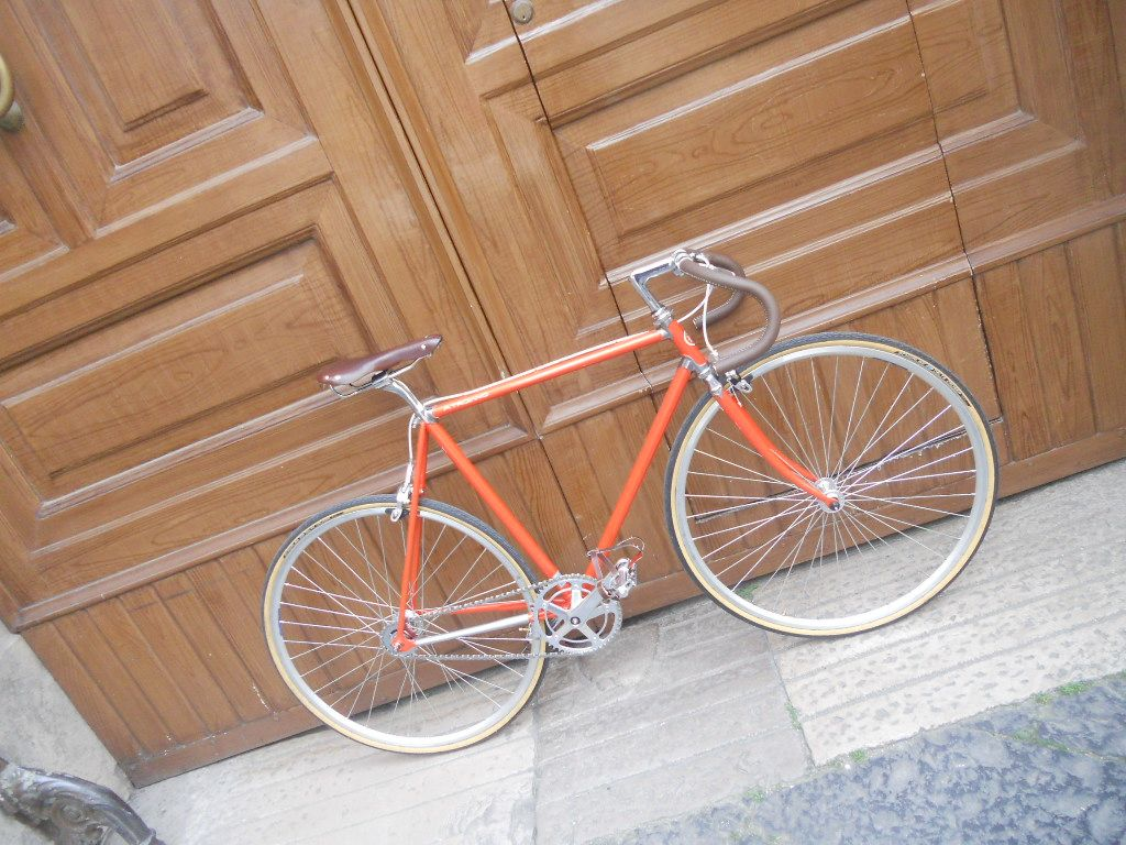 New Fixed By Troiano Cicli,amazing Style