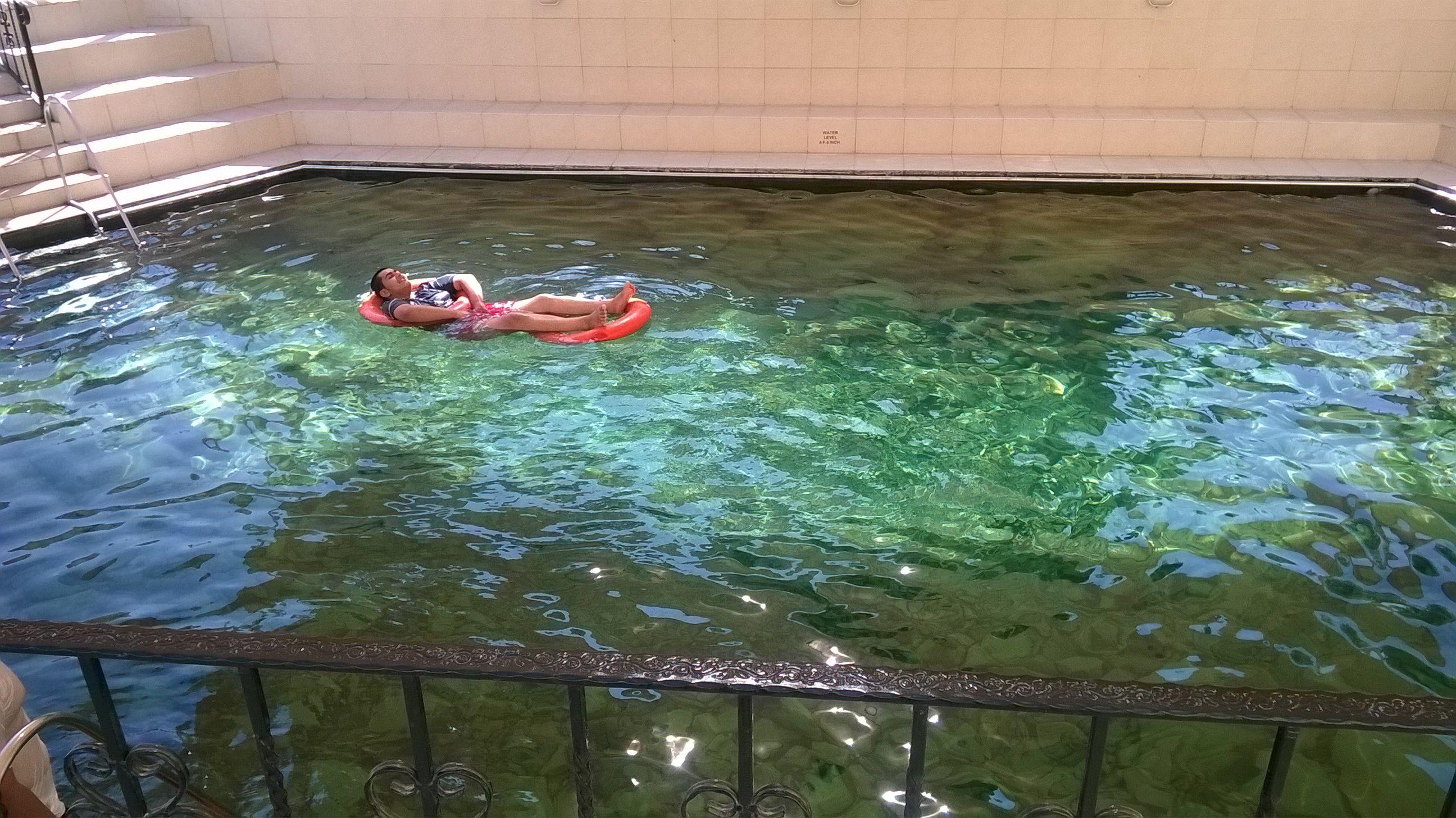 Khatt Spring Ras Al Khaimah UAE Is A Natural Hot Water Springs Located At The Foot Of Hajar