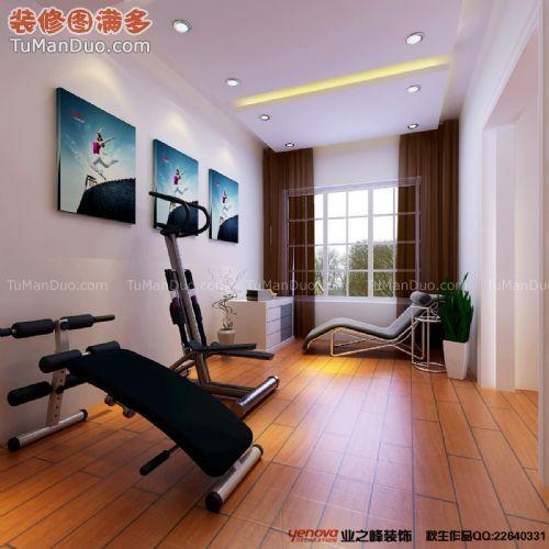 Fitness room ideas exercise room design layout 0 decor photos.com
