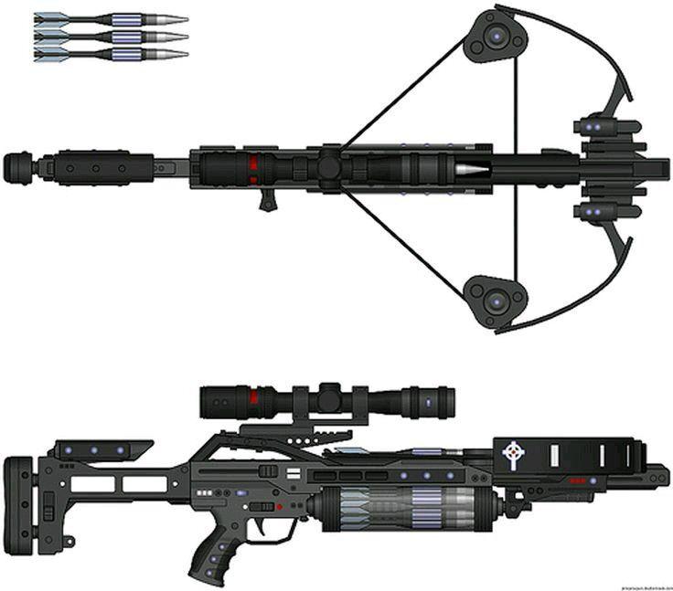 Fytyre crossbow