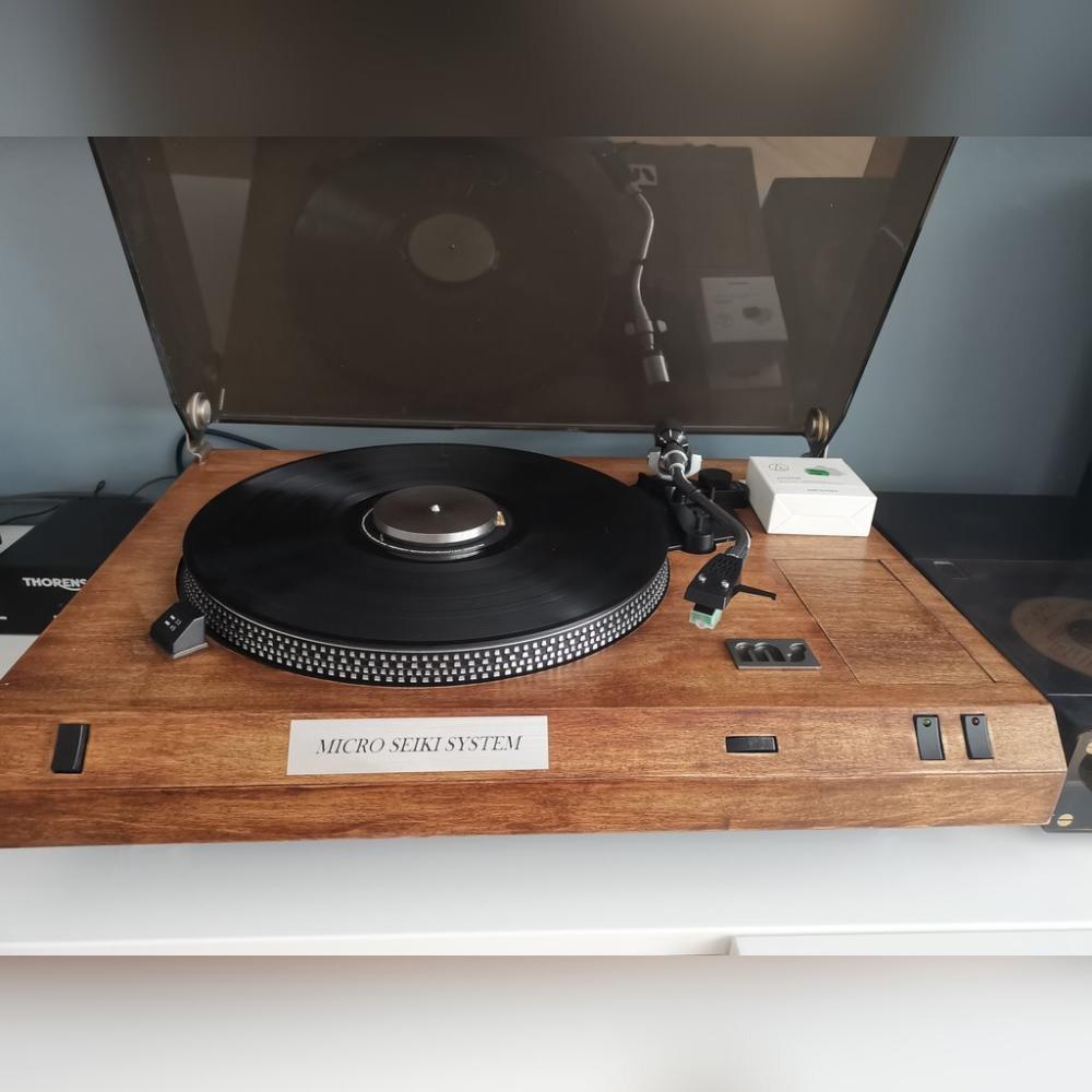 Licytacja Gramofon Schneider 6011 P Mikro Seiki Om Koncept Lodz Allegro Lokalnie