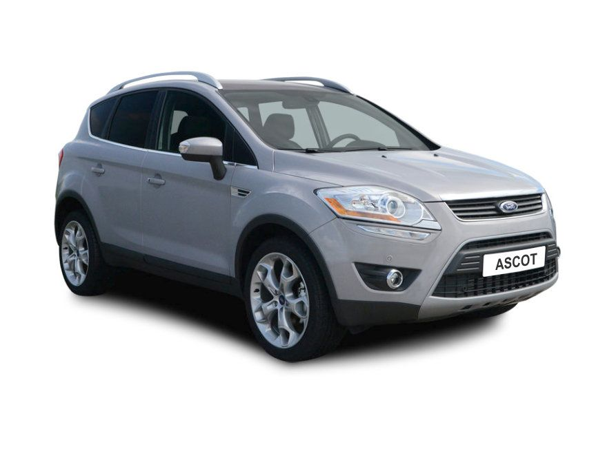 Ford Kuga Zetec Fwd On Lease At Ascot Motor Cars Find An