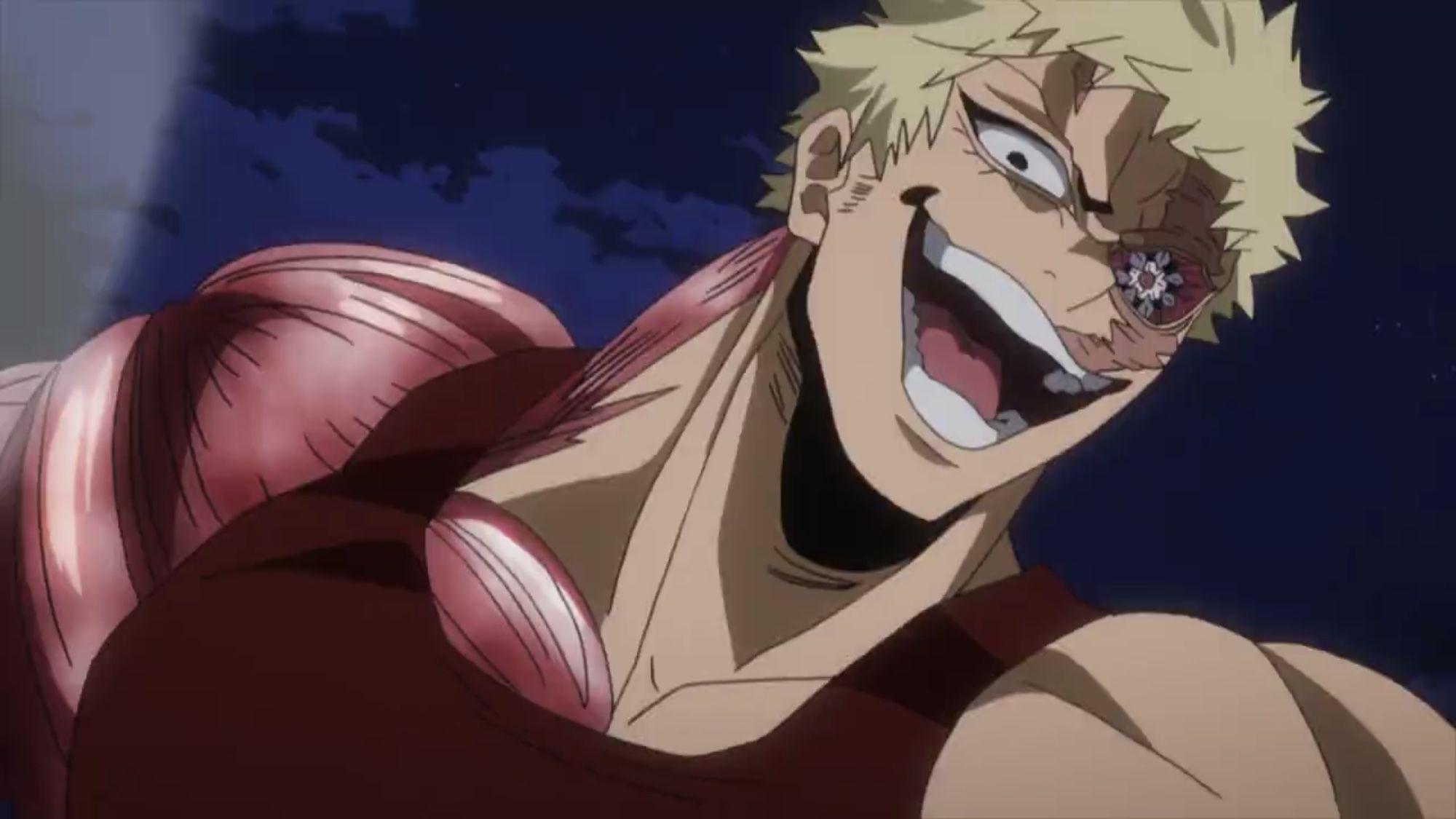 Muscular || Boku no Hero Academia | Hero, Boku no hero academia, My hero  academia