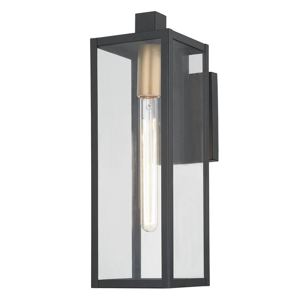 20 modern outdoor wall lighting ideas