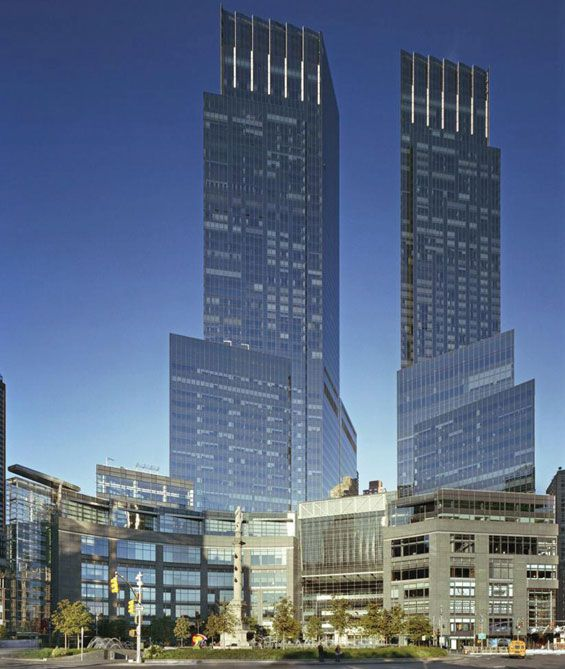 The Residences At Time Warner Center Columbus Circle New York Ny Steps From Central