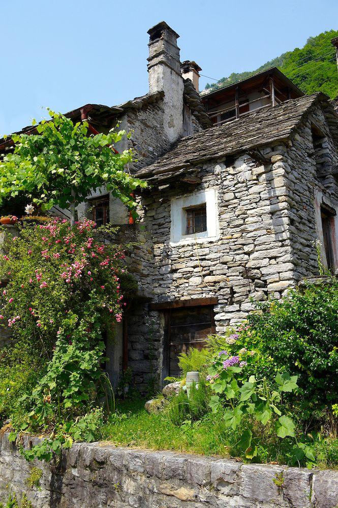 Vogorno, Ticino, Switzerland