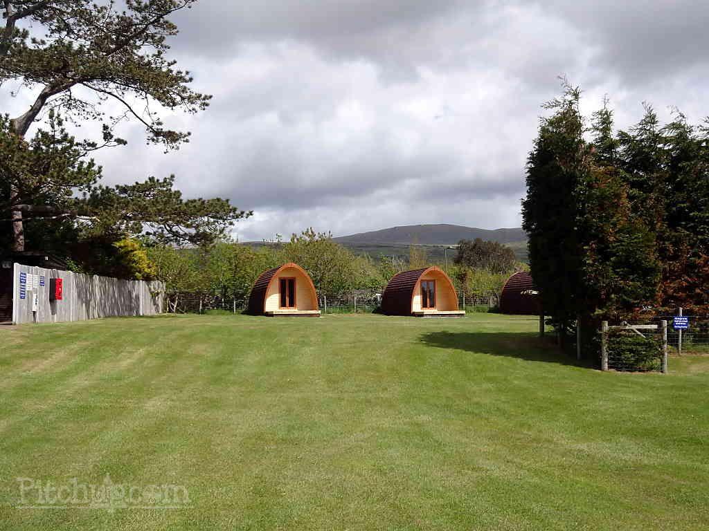 Book tyddyn goronwy camping park in gwynedd from 45nt