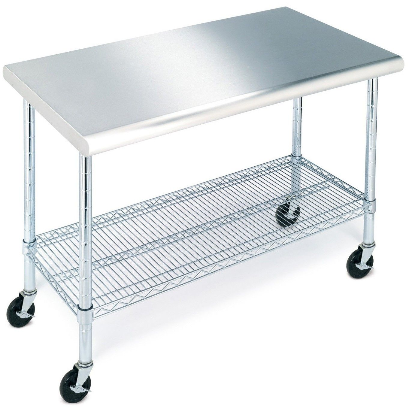 Mesa para cocina acero inoxidable | 11. decor | Stainless steel work ...