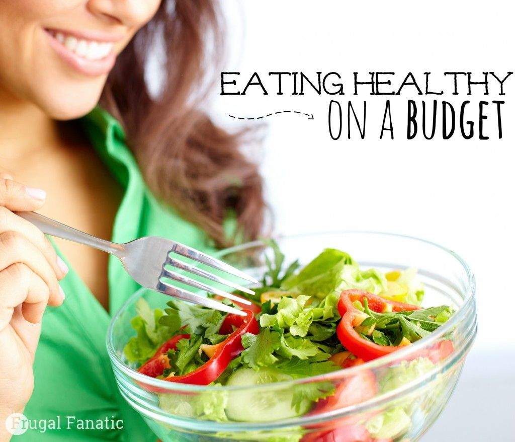 How to Afford Healthy Food pics