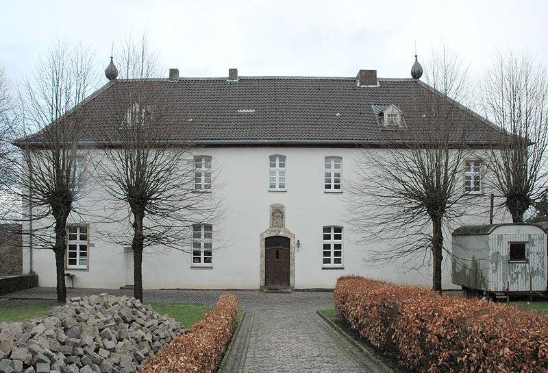 Haus Heisingen, Herrenhaus