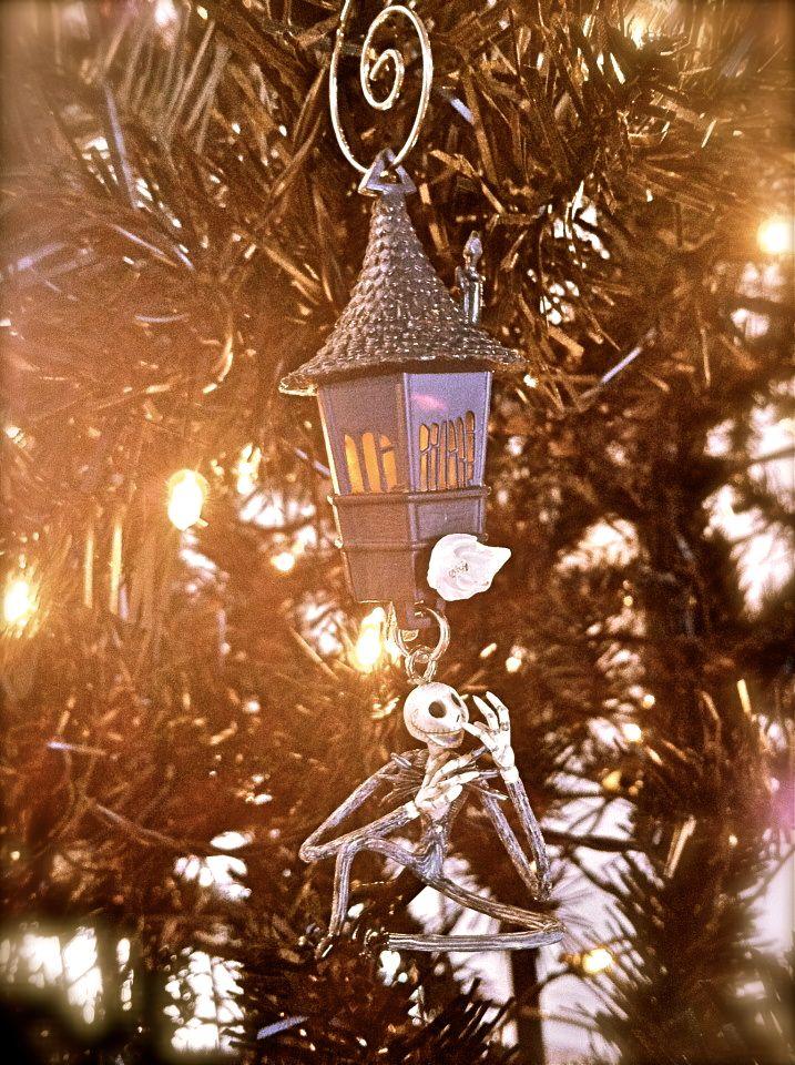 Our Annual Nightmare Before Christmas Tree Halloween Xmas