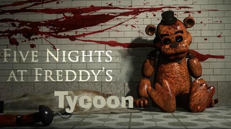 Huge Update Fives Nights At Freddys Tycoon Roblox - fnaf tycoon 3 roblox