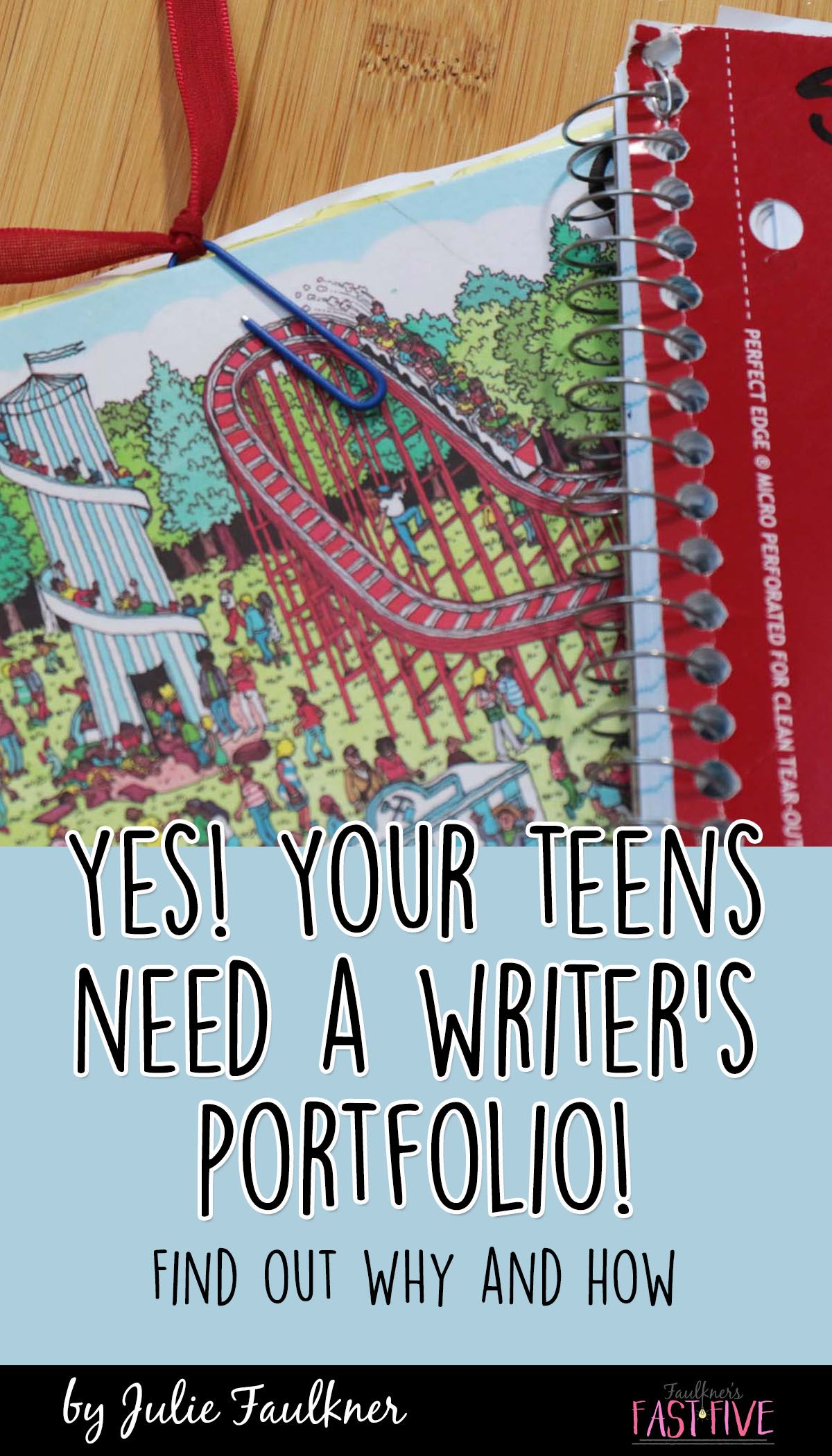 Writing Portfolio for Teens, Middle and High School Writing, Teaching Writing, Successful Writing, Writing Instruction
