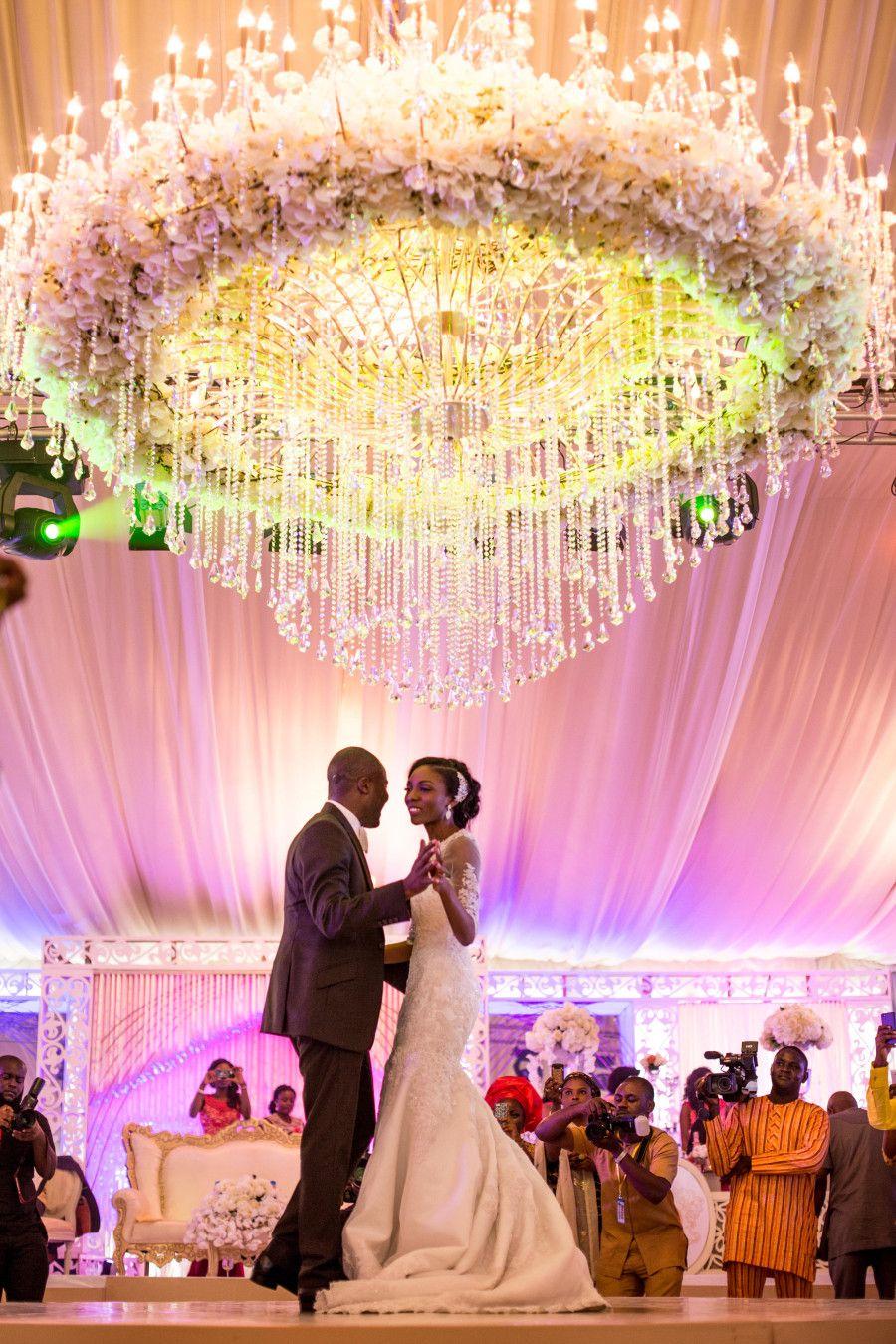 Nigerian Wedding Planner Designer Oaken Event Aisle Perfect