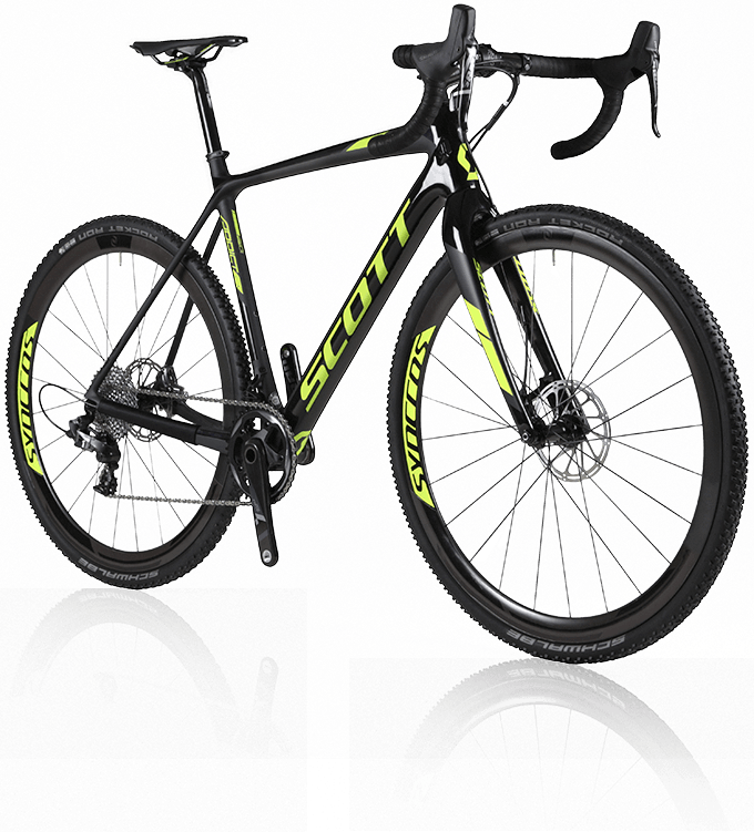 Discover All Details Of Our Scott Addict Cx 10 Disc Brake On Scott