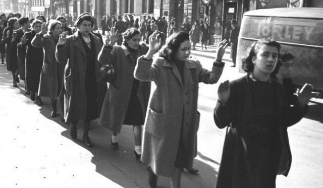 girls and women WWII jews daily life - Google Search