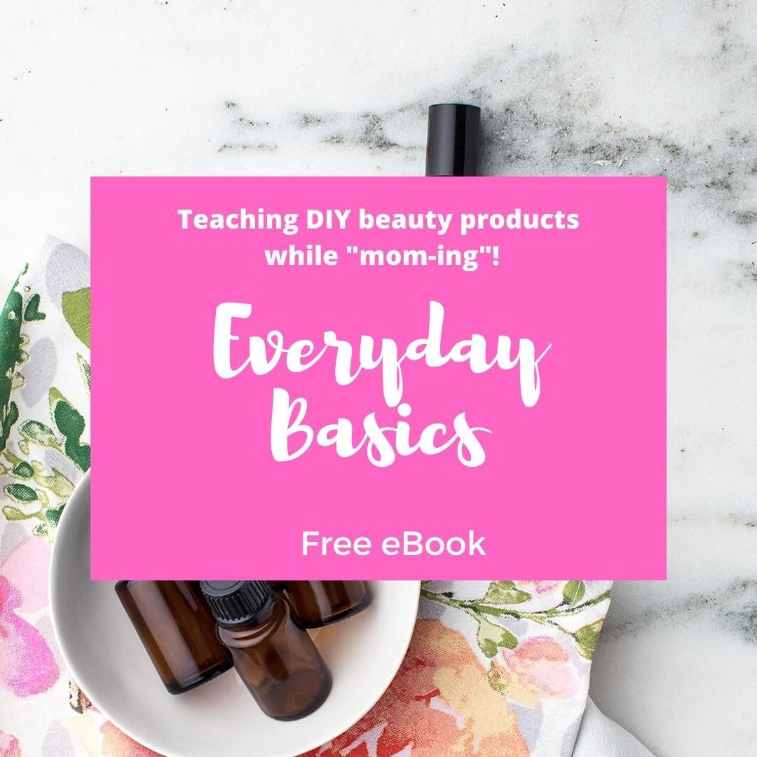 Free Skin And Haircare Recipes Download Your Ebook Today I Only Make Skincare And Beauty Products That Are Si In 2020 Teaching Diy Everyday Basics Diy Skin Care