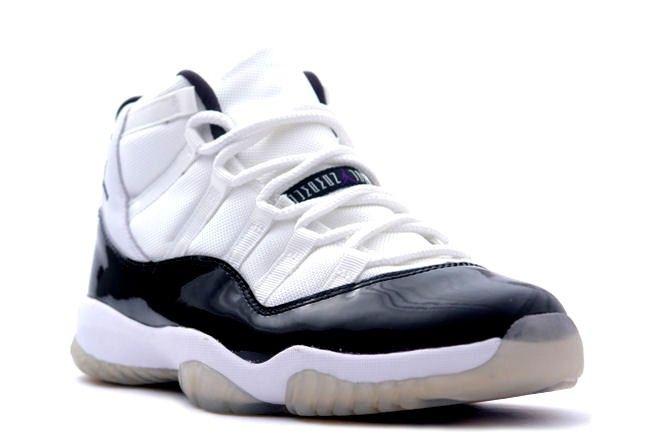 the latest 37ea3 39f30 Air Jordan 11 Retro White   Black 136046-101