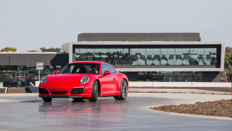 Porsche Experience Center >> L A Porsche Opens New Experience Center Porsche