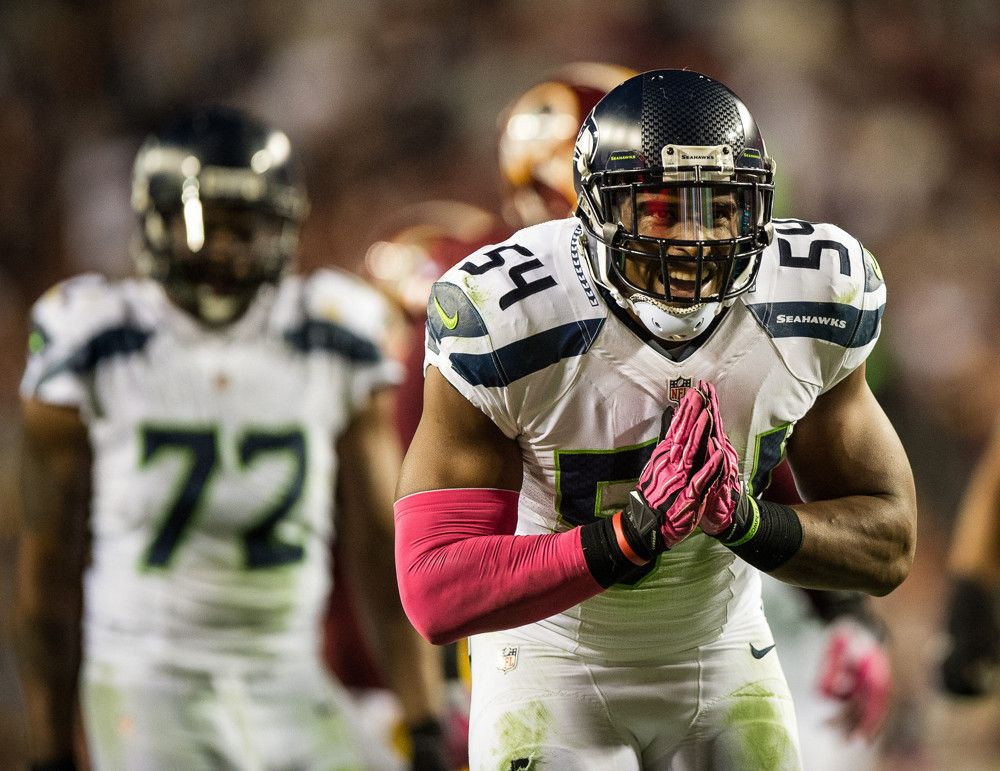 Bobby Wagner Bobby wagner, Seattle seahawks, Nfc west