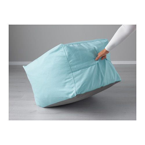 Jordbro Beanbag Edum Light Blue Ikea