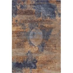 Photo of Design-Teppiche –  benuta Classic Flachgewebeteppich Stay Blau/Braun 115×180 cm…