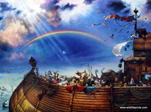 The Promise by  Tom DuBois   12 x 9