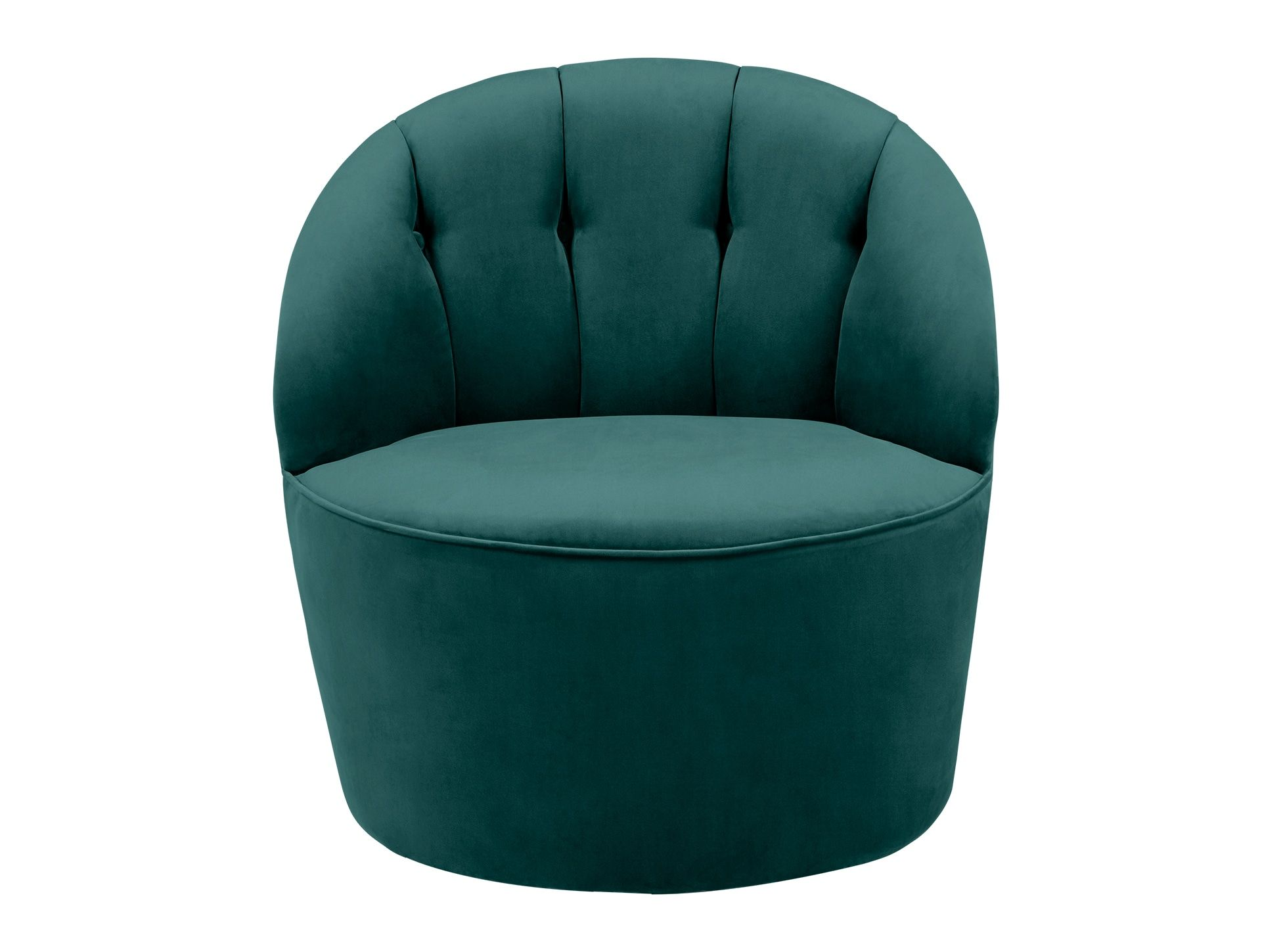 Made Peacock Blue Velvet Armchair Accent Chairs Chair