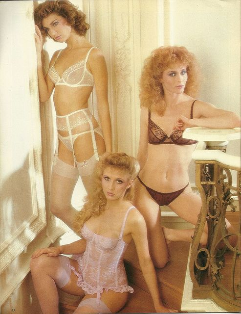 Victoria\'s Secret 1982 by retro-space, via Flickr | [1980s ...
