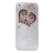 Crown Sieraden Overdekte Terug Case voor iPhone... – EUR € 5.87