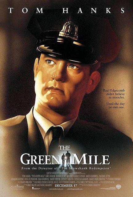 綠色奇蹟 The Green Mile Miles Movie Great Movies Film Movie