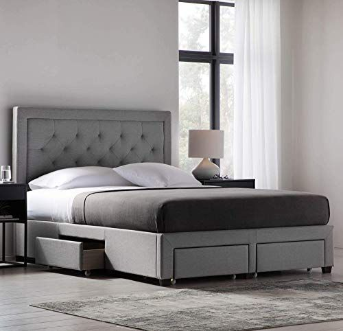 New MALOUF Mix Match Headboards Bed Bases Platform