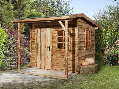 Gartenhaus WEKA «Nature 2» | Gartenhaus Gerätehaus aus Holz