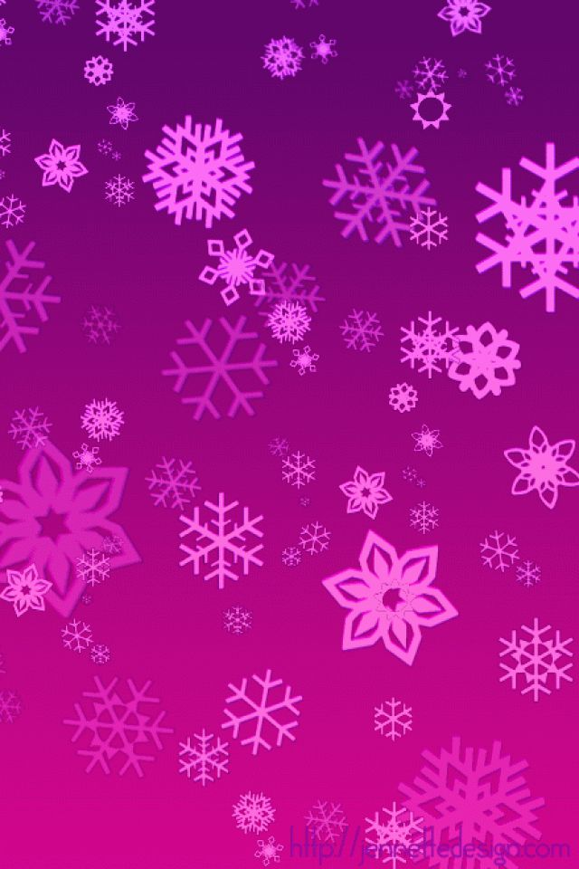 pink snowflake wallpaper gallery wallpaper and free download