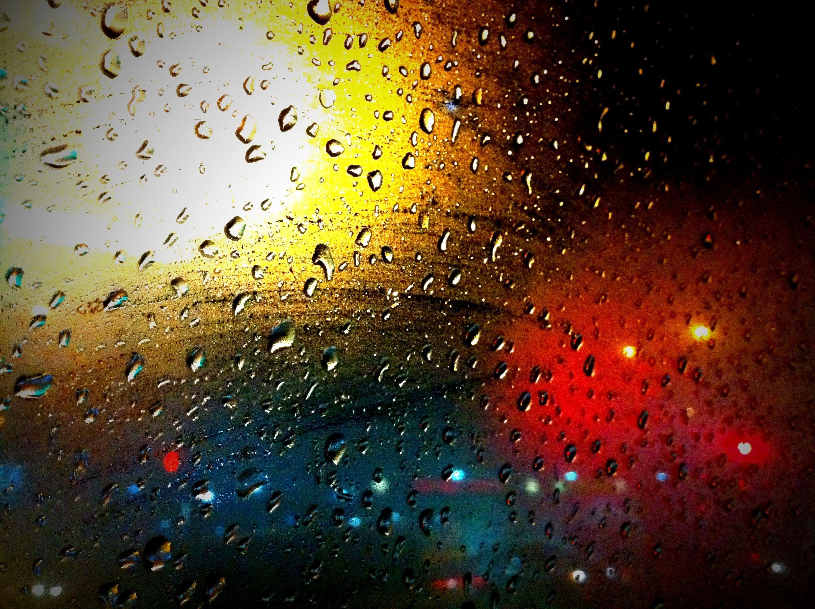 Rain on the Car Window Rain window, Window photography