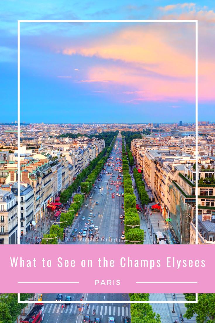 26+ Free Champs Elysées Pics