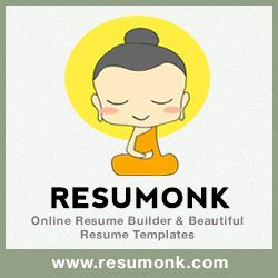 "Professional Resume Builder Online Top Cv Resumé Tool Resumonk Slogan ""create A Beautiful"