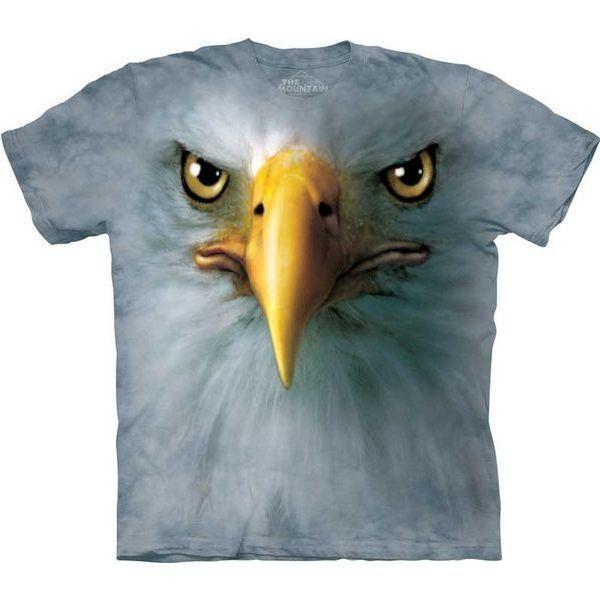 The Mountain Eagle T-shirt   Eagle Face