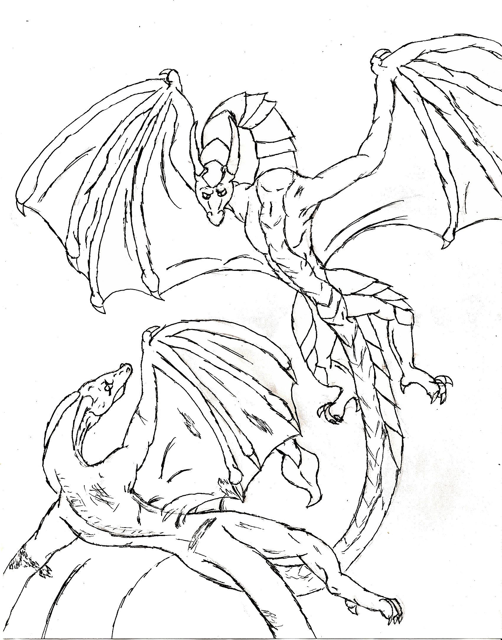 Dragon Fight Coloring Pages For Kids Cgg Printable Dragons Coloring Pages For Kids