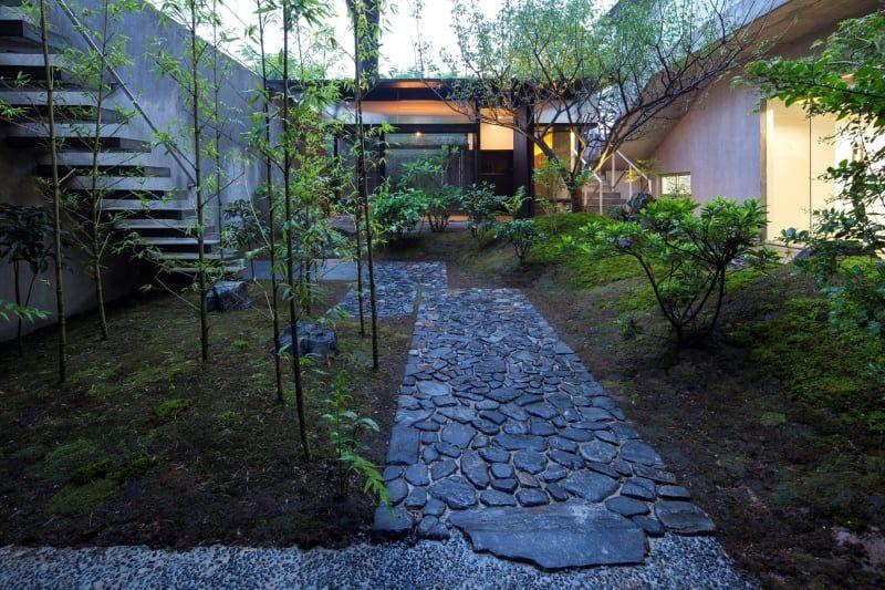 Atelier Deshaus · Tea House in Li Garden | *Spaces | Pinterest ...