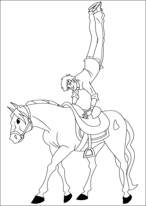Thumbnail Ranch Zeichnung Ausmalbilder