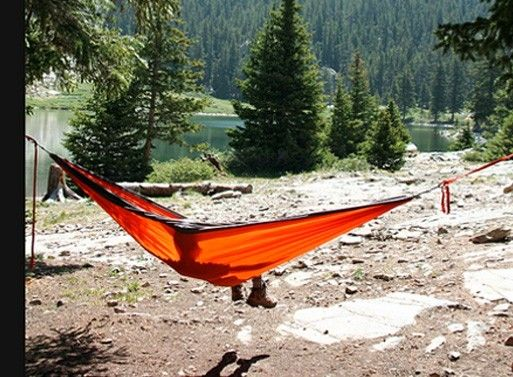Relax Double Camping Hammock Hammock Camping Outdoor Camping