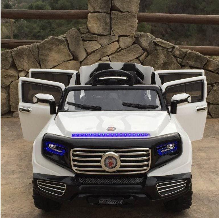 coche infantil v limusina para nios color blanco rc g p ref pkcsxw