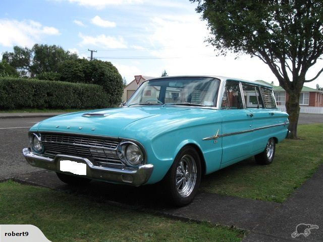 Ford Falcon 1962 Xl 1962 Trade Me ステーションワゴン 車