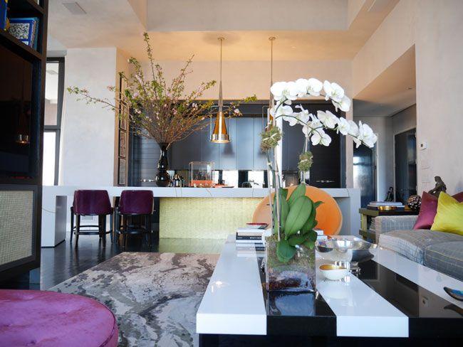 Beautiful Interior Designer Jamie Drake Is No Stranger To Color.