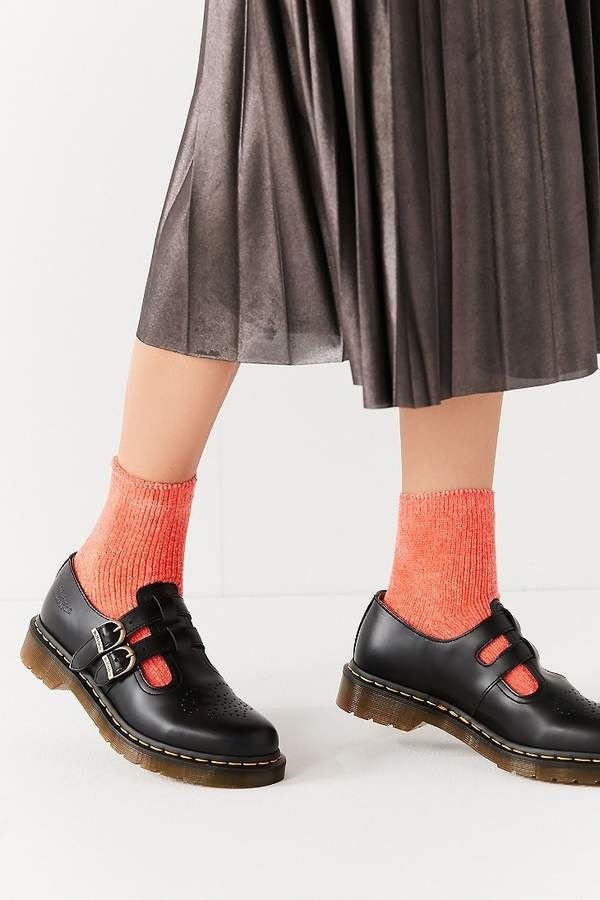 Dr. Martens 8065 Leather Mary Jane Shoe   style in 2019   Shoes ... 8e1775a933d3