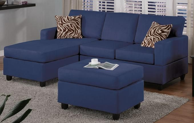 Furniture The Example Concepts Of Navy Blue Leather Sofa That Can Be Your Choice To Design Your Room Well Dark Sofa Home Blue Sectional Couch Small Room Sofa