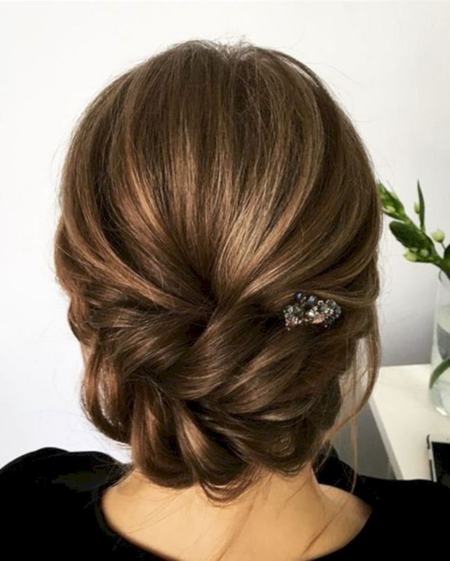 Pretty updo hairstyle ideas to try clothes jewelry hair